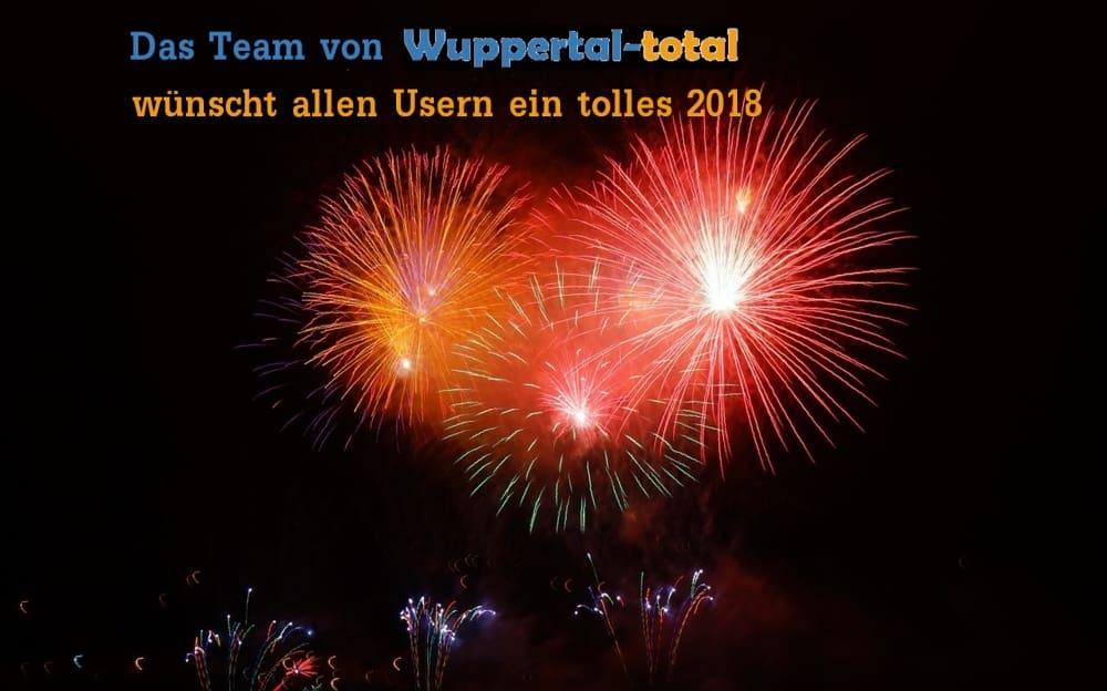 Ein herzliches Willkommen fürs neue Jahr - Wuppertal total: Aktuelle ...