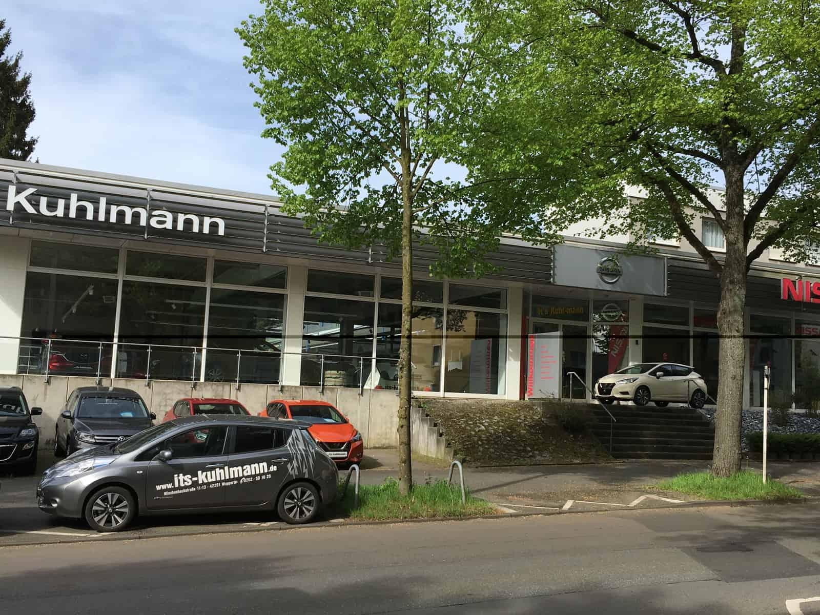 Autohaus Kuhlmann Bester Autohändler 2018 Wuppertal Total