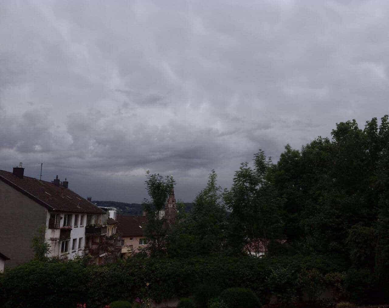 Unwetterwarnung Wuppertal