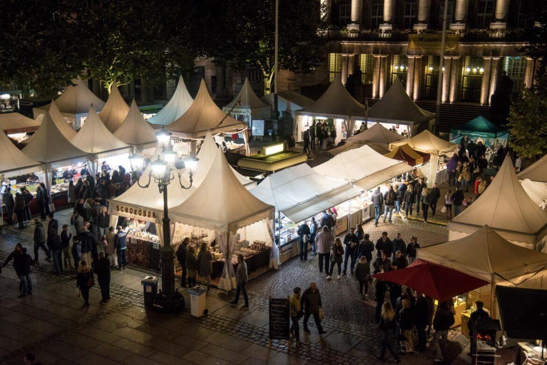 Schokoladenfestival Wuppertal vom 11. bis 14. Oktober