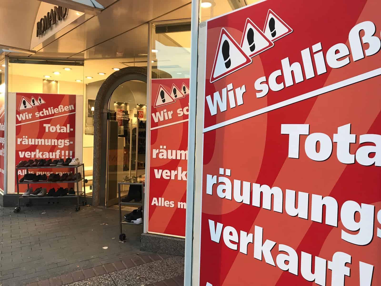 buy popular 5b97c 33460 Jetzt sieht es jeder: Romano Schuhe schließen - Wuppertal ...