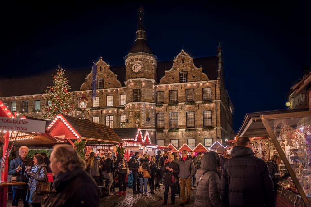Weihnachtsmarkt In Dusseldorf Wuppertal Total Aktuelle