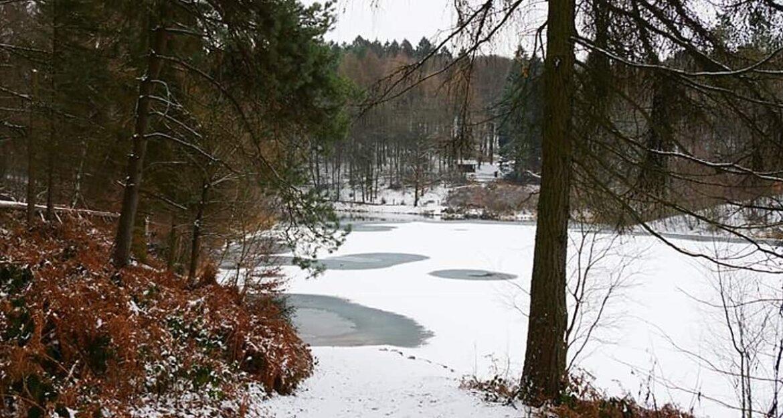 Wuppertal versinkt im Schnee