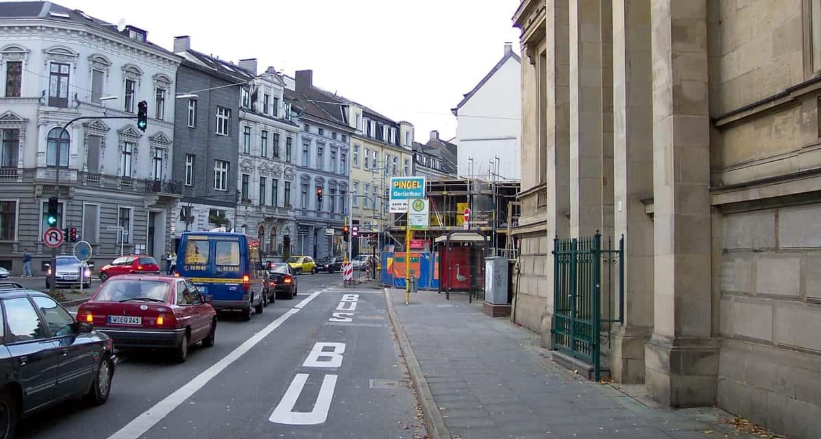 Diesel Fahrverbot Wuppertal