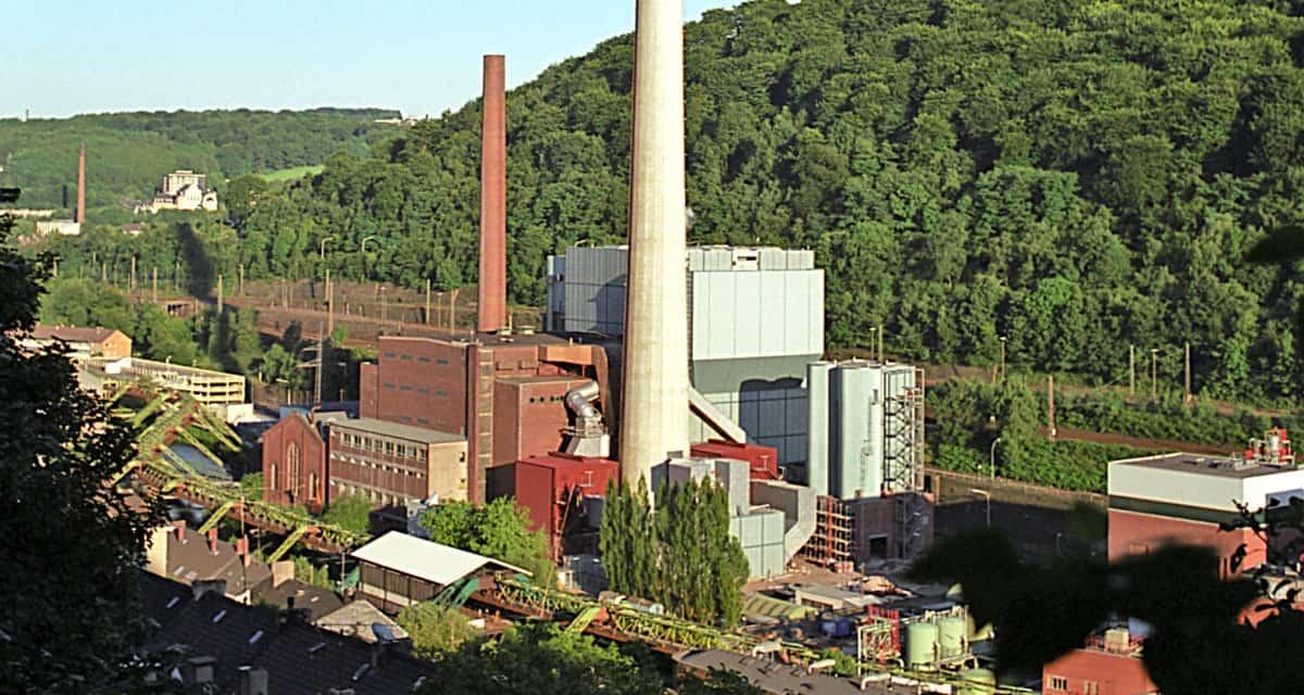 Cdu Wirtschaftler Kritisieren Kraftwerks Verkauf Wuppertal Total
