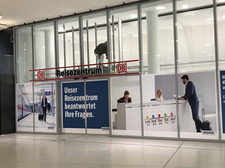 Gastronomie – Mall im Wuppertaler Hauptbahnhof