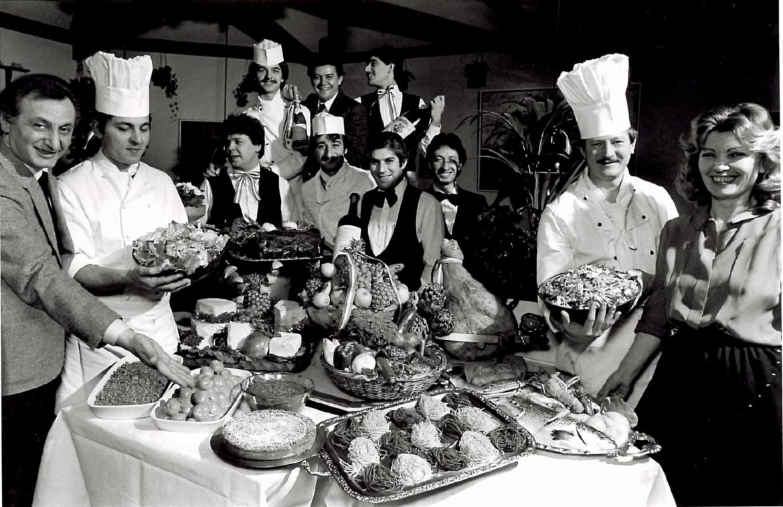 Restaurant Scarpati feiert 45-jähriges Jubiläum