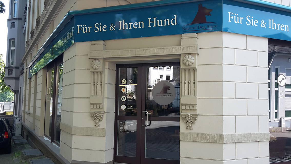 Wuppertal… einfach tierisch – Natural Dog Store