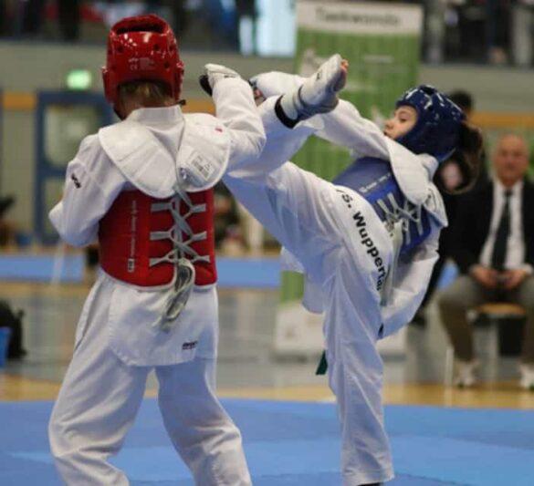 Wuppertaler Taekwondokas räumen ab