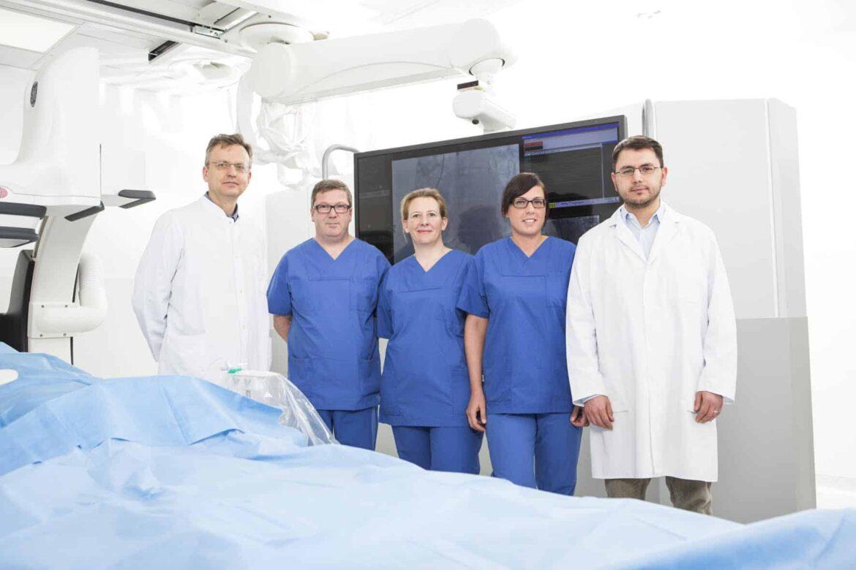 Bethesda: Herztag im Kardiologischen Zentrum am 14. November