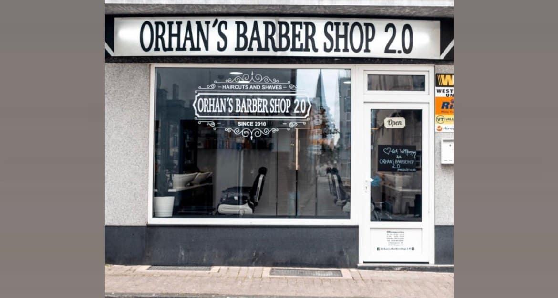 Orhans Barbershop