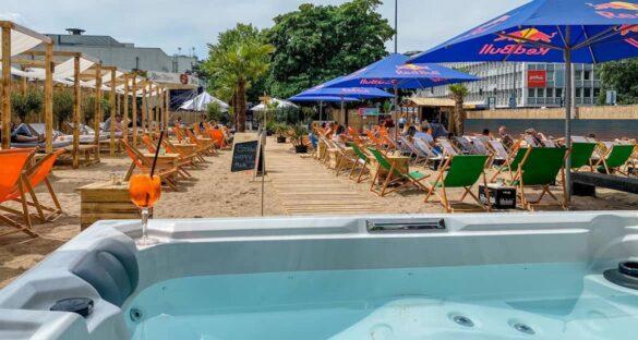 Kitchen Beach – auf reichlich Sand gebaut